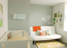 sofabed in nursery